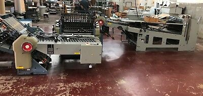Stahl B26 x 40 4/4/4 with Roll Up Delivery, 2000