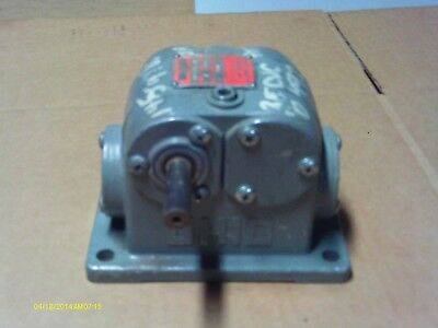 Ohio gear reducer  200 to 1 Ratio
