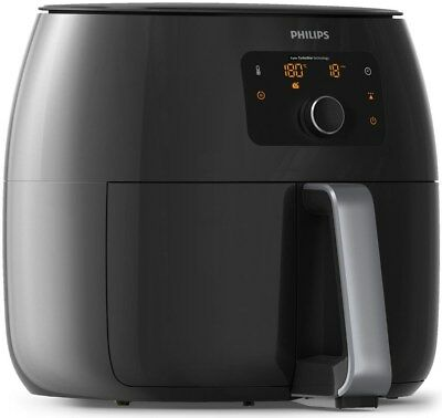 Philips HD9652/90 Avance Collection Airfryer XXL Heißluft-Fritteuse (Friteuse)