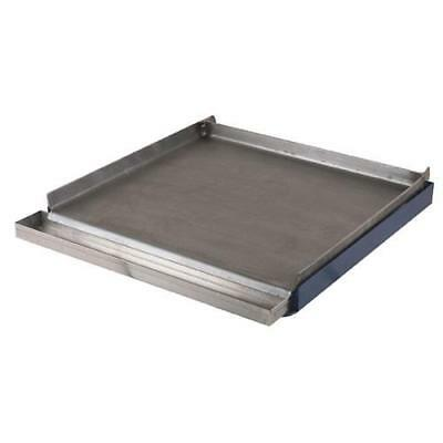 Portable Add On Griddle Top for Gas Range - Covers 4 Burners