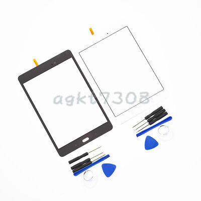 """New Fit Samsung Galaxy Tab 8.0"""" SM-T350 Touch Screen Digitizer Glass"""