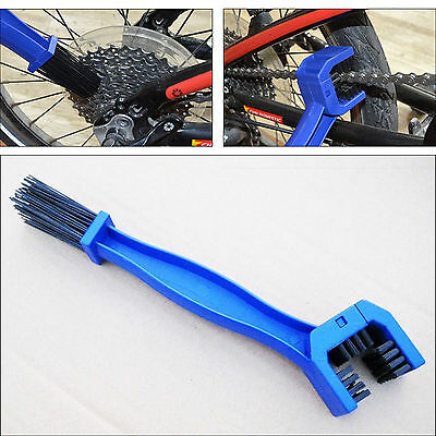 1 pcs Motorcycle Bike Bicycle Motocross Chain Wheel Cleaning Brush Wash Cleaner