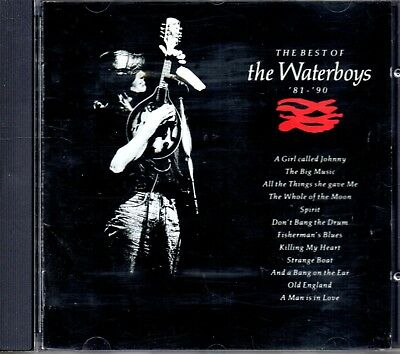 The Waterboys – The Best Of The Waterboys '81 - '90 CD