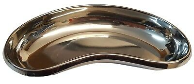 Surgical Kidney Bowl Tray Medical Dish Stainless Steel Vet Surgery Dental Lab