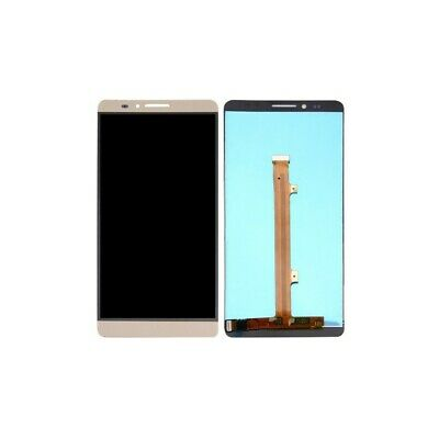 DISPLAY LCD SCHERMO TOUCH SCREEN Huawei Ascend Mate 7 ORO