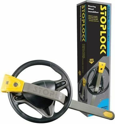Stoplock HG13459 Original Steering Wheel Immobiliser Anti Theft Lock Security
