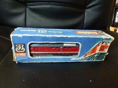 Berliner Bahnen TT 2540 BTTB Diesel Locomotive New with original box