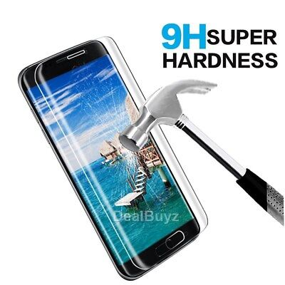For Samsung Galaxy S9 100% Genuine Tempered Glass Screen Protector Clear