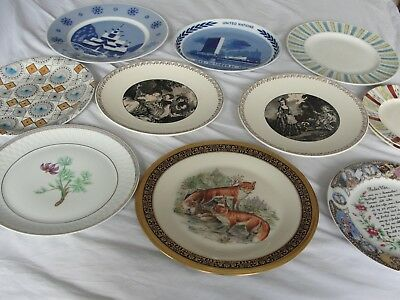 Different Big  Wall Plate Vintage