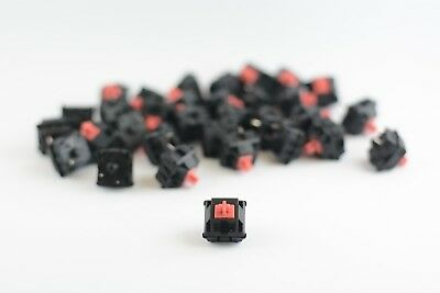 Cherry MX Silent Red Mechanical Keyboard Switch Replacement Tester