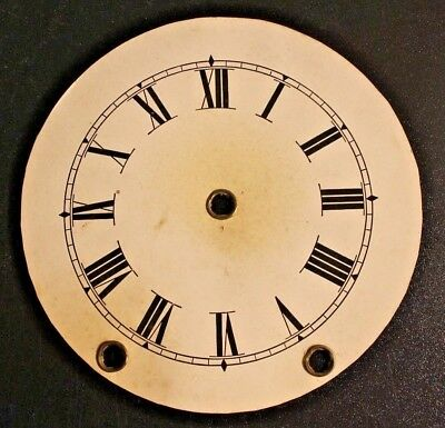 Metal Clock Face for parts.