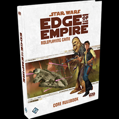 Star Wars Edge Of The Empire RPG Core Rules