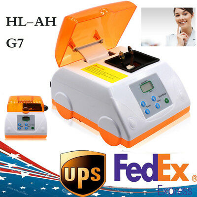 Dental Digital LCD Fast Speed Amalgamator amalgam Capsule Mixer UPS HL-AH G7