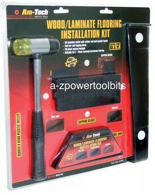 Wood/laminate Flooring Installation Kit 15mm Floor Lay Tap LC