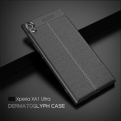 New Slim Protective Leather Soft Case Bumper Pattern Cover For Sony Xperia Phone
