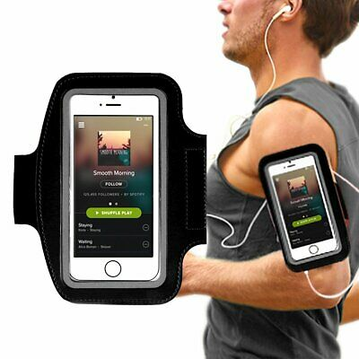 Workout Armband for iPhone 6 6s Running Arm Band Gym Cell Phone Case Holder 4.7'