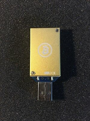 First Bitcoin Miner (GOLD)