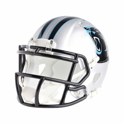 Riddell Mini Football Helm - NFL Speed Carolina Panthers