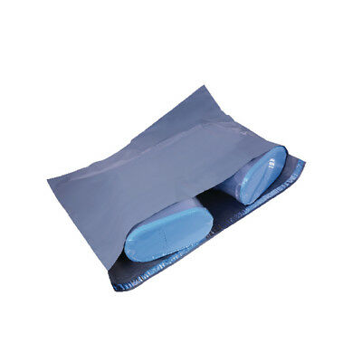 Polythene Mailing Bag Opaque Grey 595x430mm (Pack of 250) HF20236