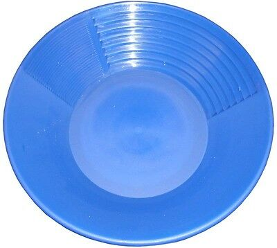 16'' inch Poly Gold Pan (Blue)