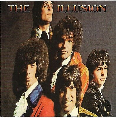 """The Illusion ('69 USA):  """"S/T""""  (CD)"""