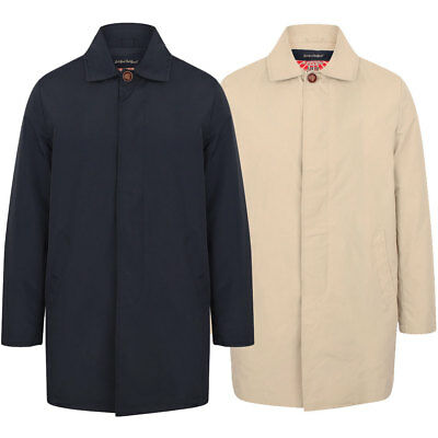 Sizes S M L XL Black SS7 Mens Casual Fully Lined Trench Coat