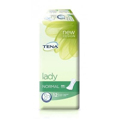 Tena Lady normale 12 Pads 1 2 3 6 12 Packs