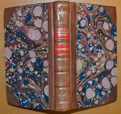 1763 Philip Doddridge 'Life Of Colonel Gardiner..Battle Of Preston-Pans' BINDING