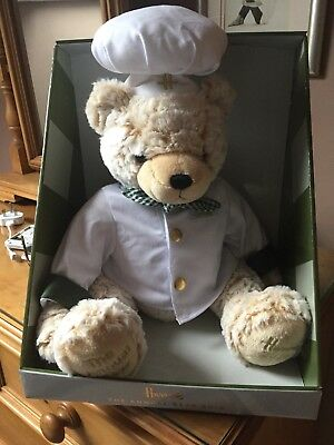 Harrods annual bear 2018 chef birthday anniversary wedding easter harrods annual bear chef 2018 negle Image collections