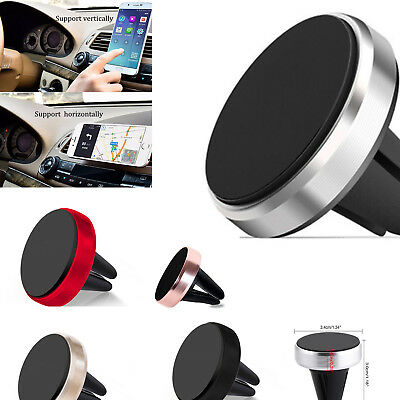 Magnetic Dashboard In Car Holder Mobiles Universal Car Air Vent For Phones GPS