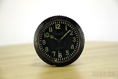 Good! AVRM Clock for the Soviet tanks MADE in USSR AChS, Aircraft, MIG, RARE