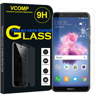 """Lot/ Pack Film Toughened Glass Protection for Huawei P smart 5.65""""/ Enjoy 7S"""