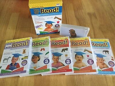 Your Baby Can Read / Early Learning DVD Set