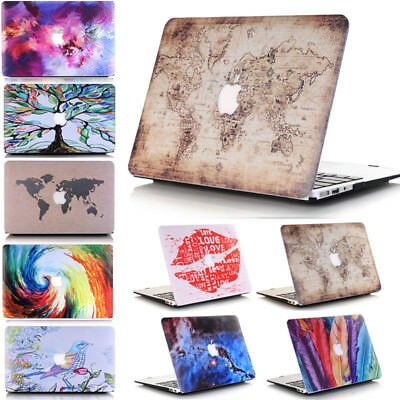 Cut Out Design Hard Case Cover Protective shell for Macbook Air 13 A1369 A1466
