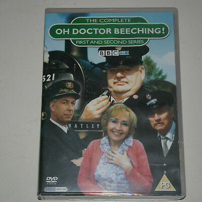 DVD Oh Doctor Beeching! - Series 1-2 - Complete (DVD, 2009, 4-Disc Set)