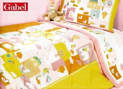 Quilt, Duvet Winter 320 Gr Sqm Bumpers Crib/Cot gabel Farm