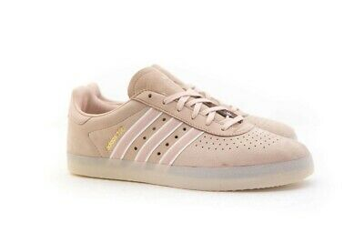 sports shoes bfcf0 11768 DB1976 ADIDAS MEN Oyster Holdings Adidas 350 pink ash pearl chalk white  metallic