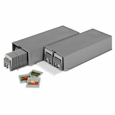 Hama Standard Slide Magazines - Stackable Boxes (Pack of 2)