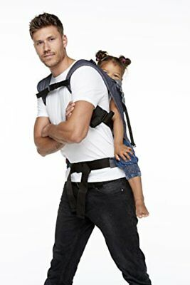 ByKay - Babydrager - Click Carrier Classic - Dark Jeans -size baby