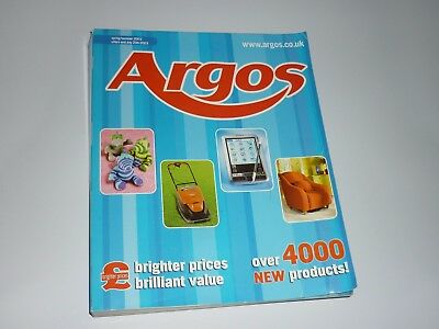 argos catalogue spring summer 2003 rare picclick uk. Black Bedroom Furniture Sets. Home Design Ideas