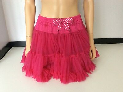 Juicy Couture Ruffle Tutu Skirt Age 12 Years Pink Vgc