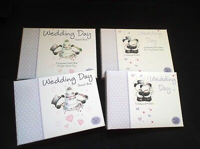 Guest Book OR Wedding Photo Album OR BOTH Inexpensive Cute Party Paws Design