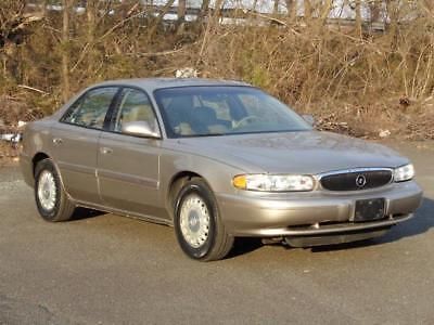 2002 Buick Century Limited SPECIAL EDITION! 2ND-OWNER! 70K Mls! NO RESERVE SUNROOF LEATHER CASSETTE/CD-PLAYER ONSTAR CLEAN RUNS DRIVES GREAT