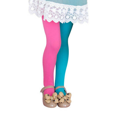 Tights Children's Clothing Two-colors Socks For Kids Candy Color Pantyhose