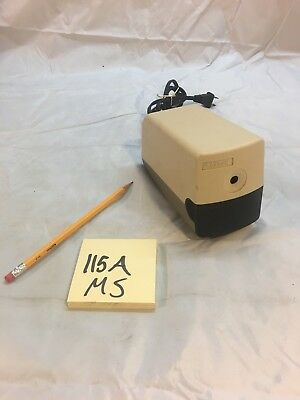 Boston Electric Pencil Sharpener Tested Works Great Free Shipping