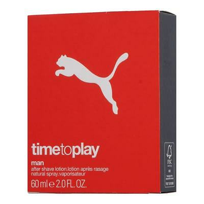 Puma Time to Play Man - Aftershave Lotion 60ml