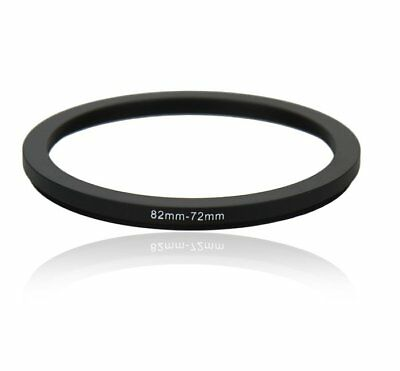 JJC SD 72-58 Metal Adapter Filter Lens Camera Step Down Ring for 72-58mm filters