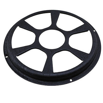"""10"""" Speaker Decor Circle SubWoofer Grill Cover Guard Protector Mesh Universal UK"""