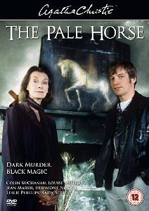 Agatha Christie's Pale Horse Dvd Colin Buchanan Brand New & Factory Sealed