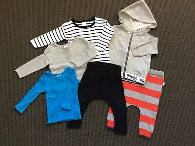 Bonds Size 0 (6-12 Mths) Winter Bundle